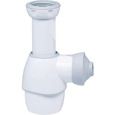 Siphon de lavabo et bidet tout-en-un
