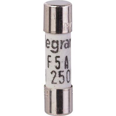 Cartouche de fusible miniature - Cylindrique - Tension 250 V