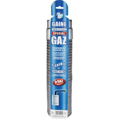 Gaine accordéon - Spécial gaz
