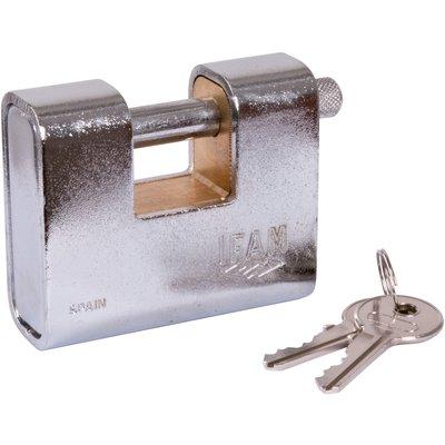 Cadenas à clé Armed U - Avec 2 clés