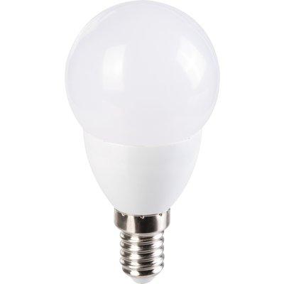 Ampoule à LED - Forme sphérique - Culot E14 - Longueur 87 mm