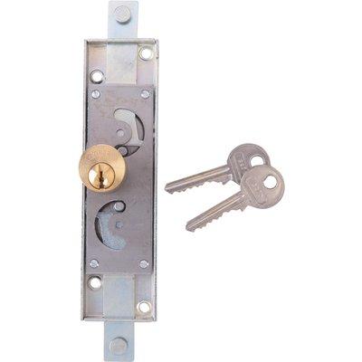 Serrure à clé H282018 - Pour rideau métalique