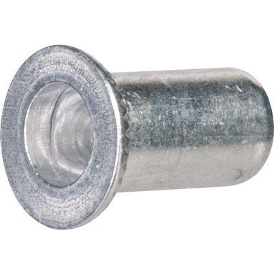 Insert - Tête fraisée - Aluminium