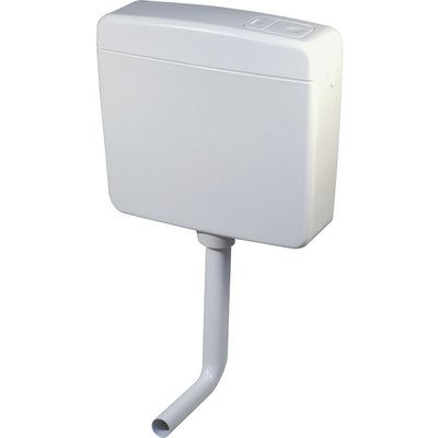 Réservoir WC Bi-flo 251 - Semi-bas