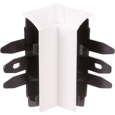 Angle intérieur-extérieur pour goulotte électrique Keva