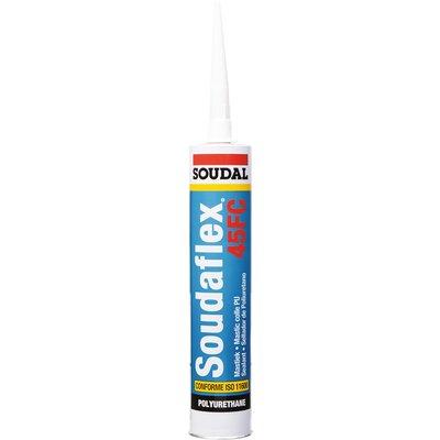 Mastic-colle polyruéthane Soudaflex 45 FC - Spécial extérieur