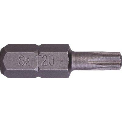 Embout de vissage Torx - Longueur 25 mm