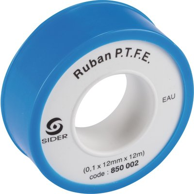 Ruban PTFE - Longueur 12 m