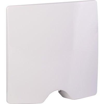Sortie de câble IP 21 livrée complète - Dooxie one - Blanc