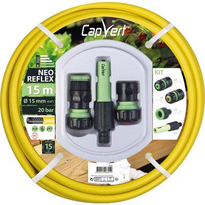 Batterie tuyau d'arrosage - Néo Reflex