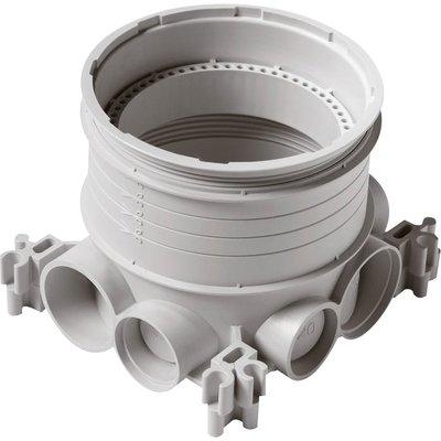 Boîte d'encastrement pour prise de sol pour béton