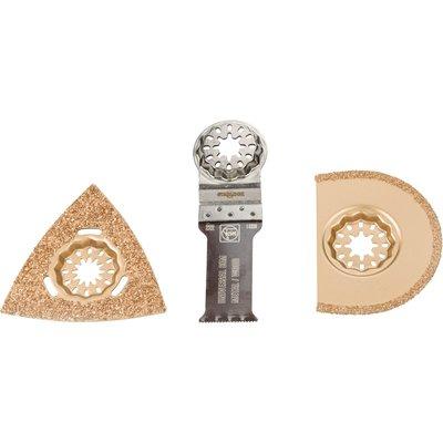 Set d'accessoires pour travaux de rénovation - 3 pièces