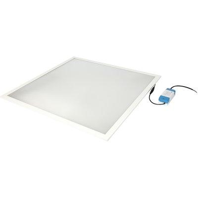Plafonnier LED prismatique IP20 Solar
