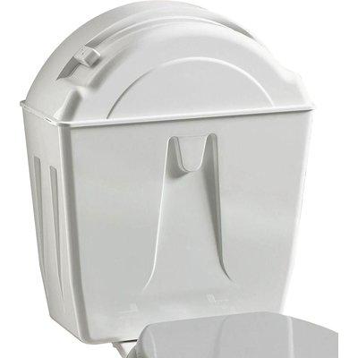 Réservoir WC à basculement sans mécanisme de chasse