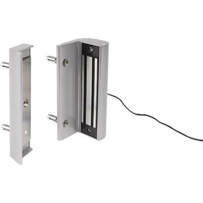 Ventouse électromagnétique en applique sans poignée - Pour portails battant