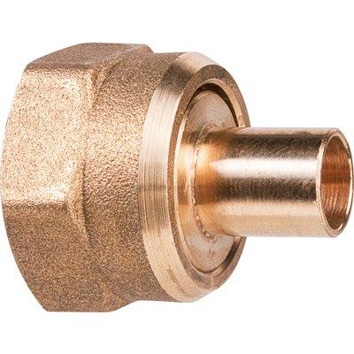 Raccord 2 pièces - Spécial gaz butane et propane -  Filetage métrique 20 x