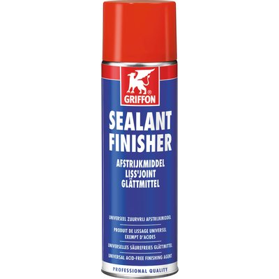 Silicone Finish lissage joint aerosol