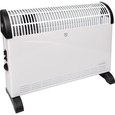 Convecteur électrique mobile - Turbo ventilation - Puissance 750 / 1250 / 2