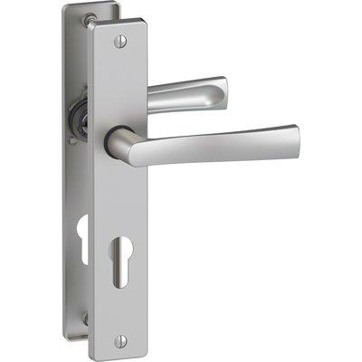 Poignée de porte sur plaque  - Flex