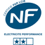 NF Electricité Performance catégorie 2 étoiles