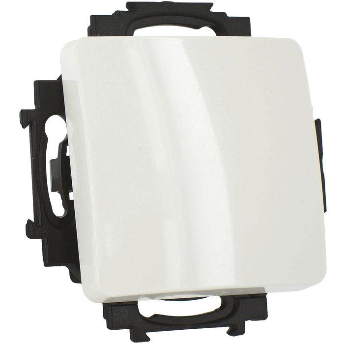 Interrupteur - Blanc - Liberty - 73mm-2