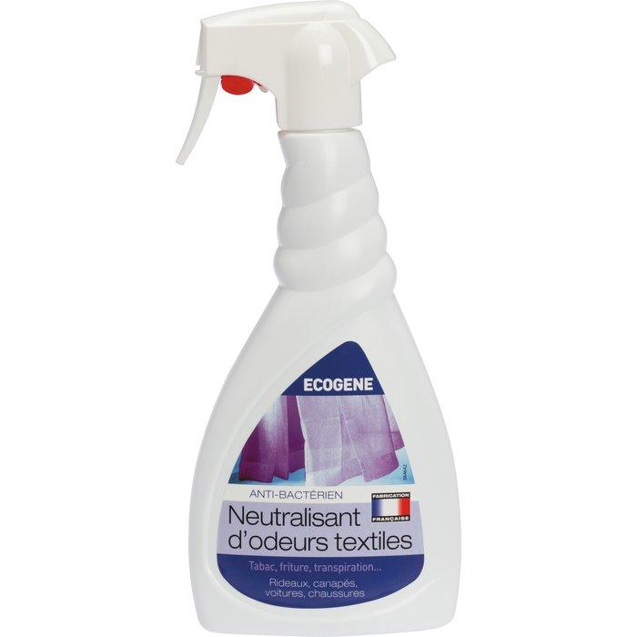 Destructeur d'odeurs tout textile - Vaporisateur - Contenance 500 ml-1