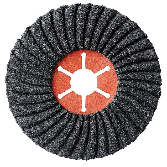 Disque semiflexible carbure de silicium Ø 125 x 22 mm