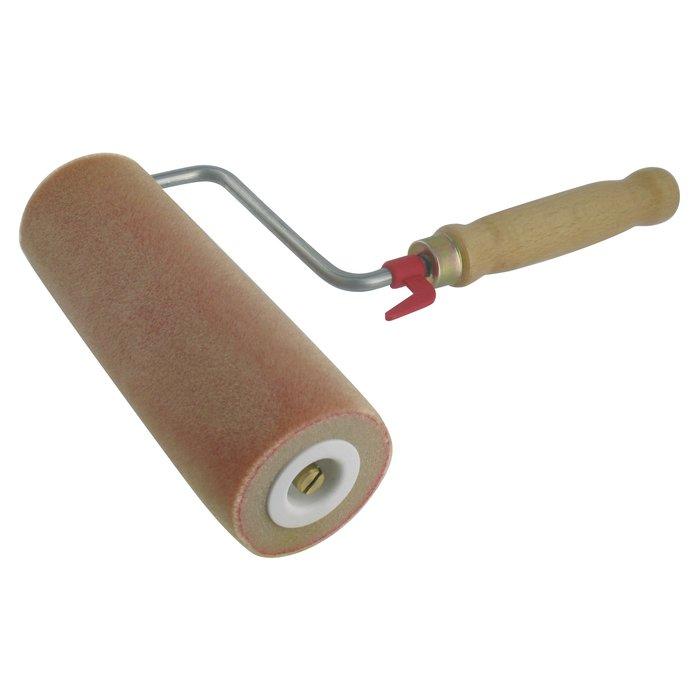Rouleau de peinture - Spécial laqueur acrylique-1