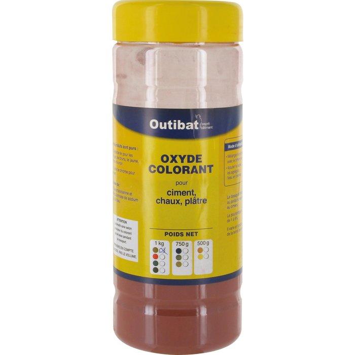 Colorant de ciment - Synthétique