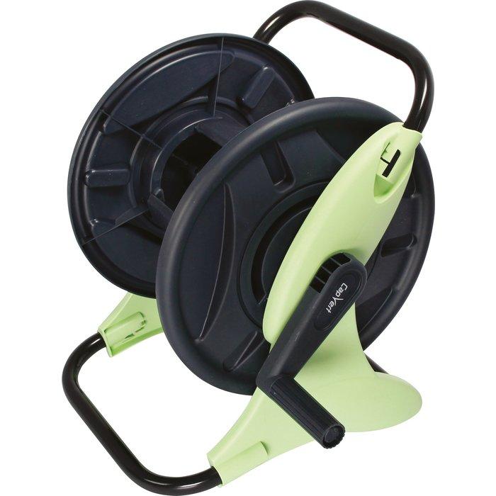 Dévidoir de tuyau d'arrosage portable-1