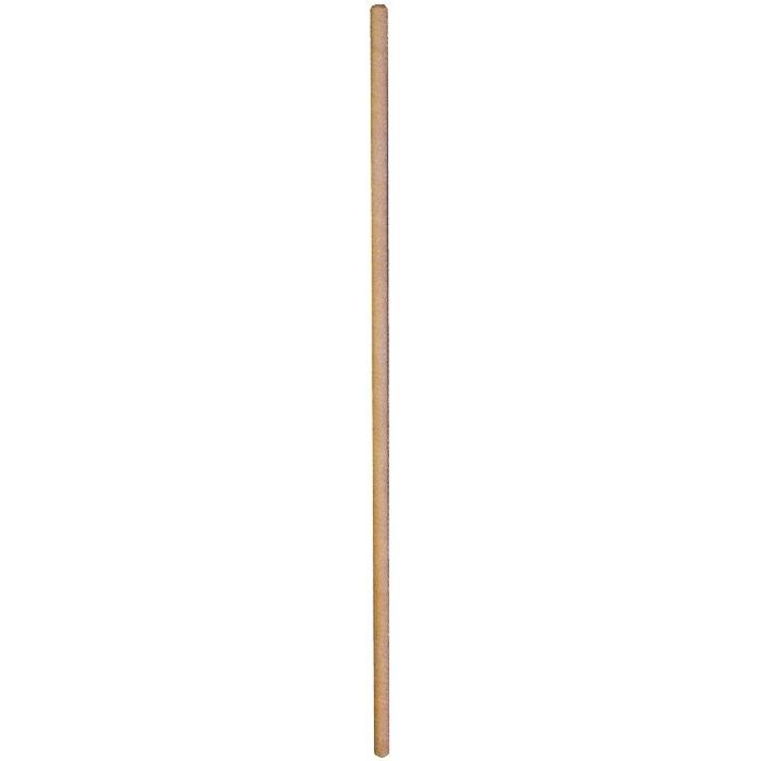 Manche à balai sans filetage - Longueur 1,65 m