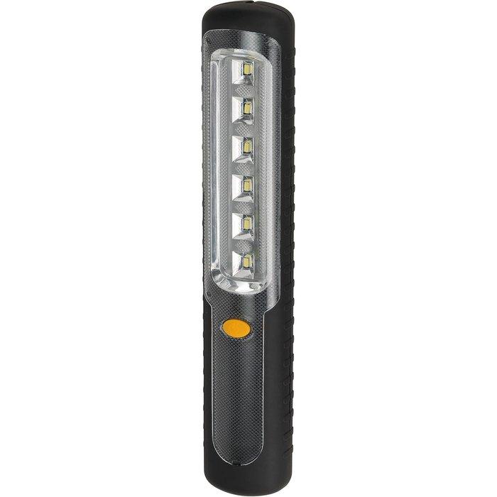 Baladeuse 6 LED rechargeable avec dynamo