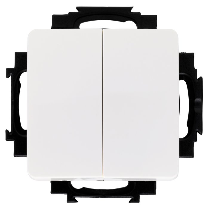 Interrupteur - Blanc - Liberty - 73mm-7