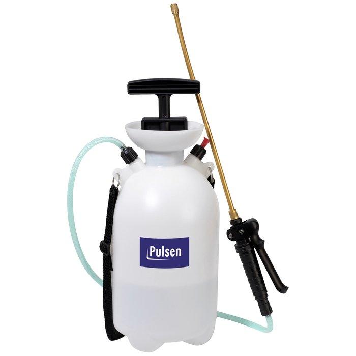 Pulvérisateur à pression préalable 5 l - Traitement et kit de désherbage