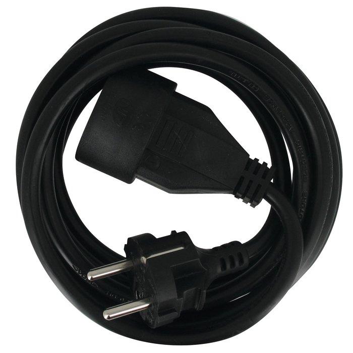 Prolongateur câble souple 3G1,5 mm²-3