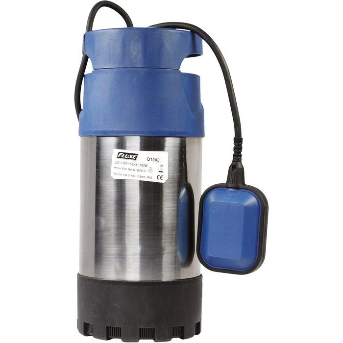 Pompe immergée multi-usages Q1000 - Puissance 1000 W