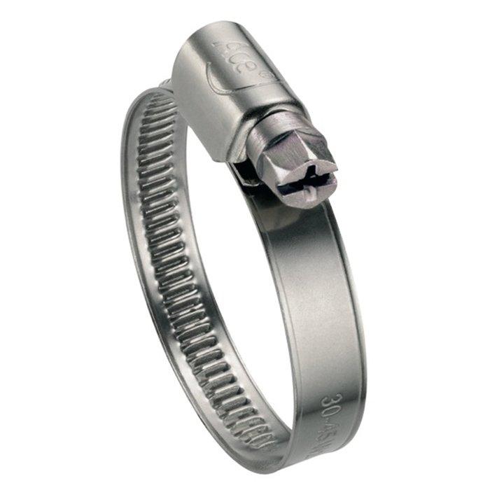 Collier bande non perforée W2 largeur bande 9 mm