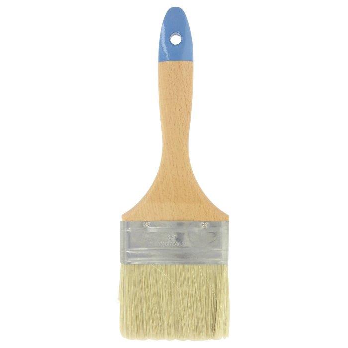 Pinceau queue de morue Pro - Manche en bois - Spécial acrylique-6