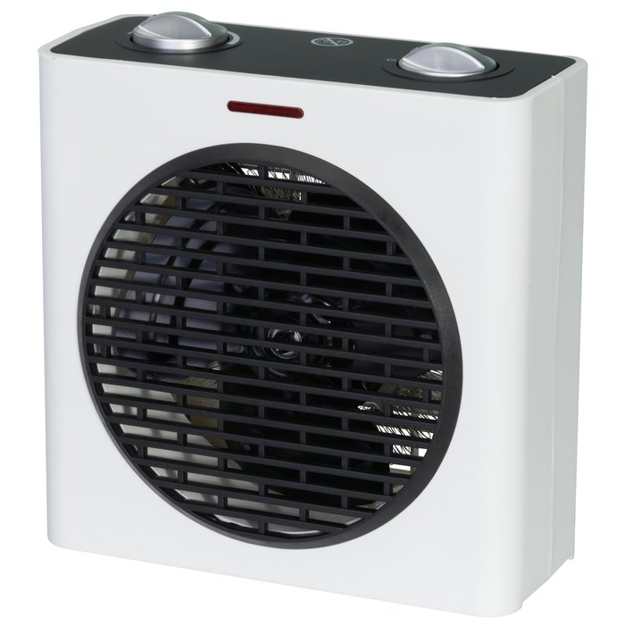 Radiateur soufflant cube - Ventilation froide