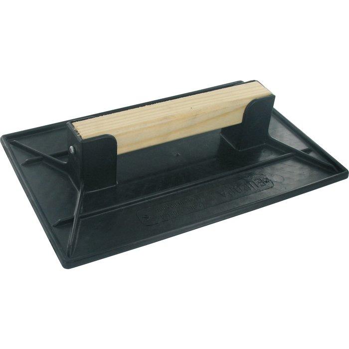 Taloche rectangulaire - Noire - Longueur 42 cm