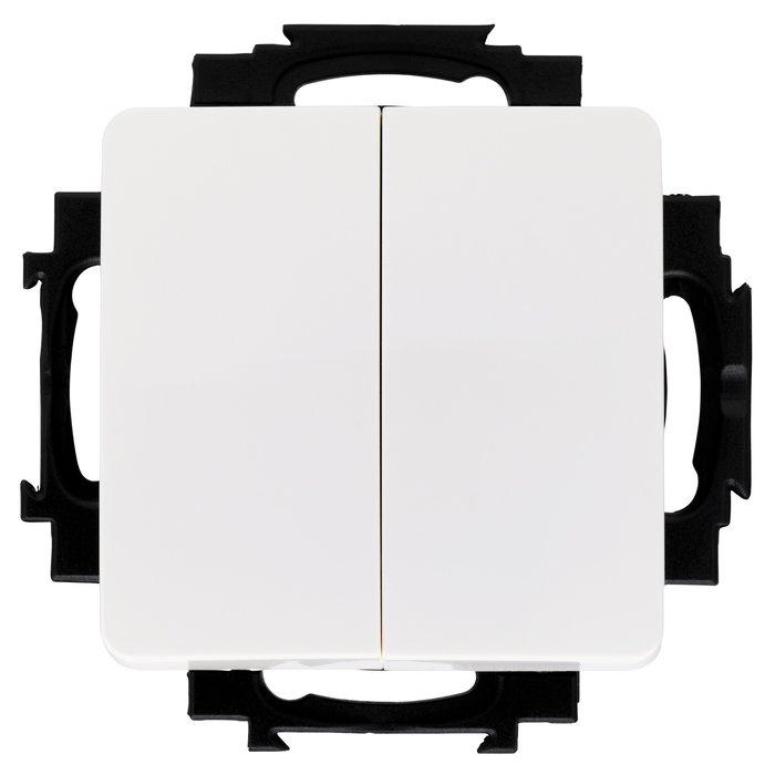 Interrupteur - Blanc - Liberty - 73mm-3
