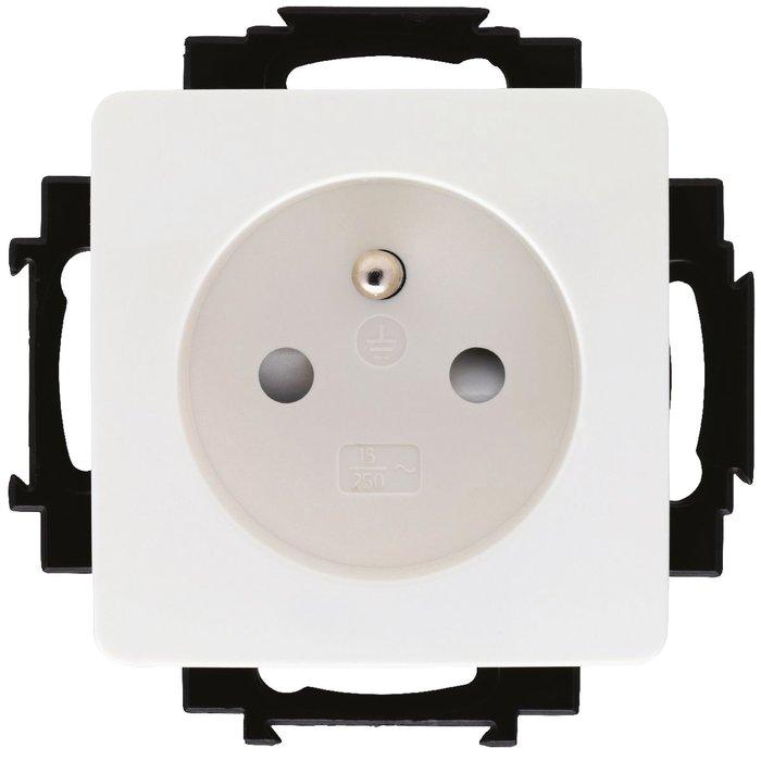 Interrupteur - Blanc - Liberty - 73mm-5