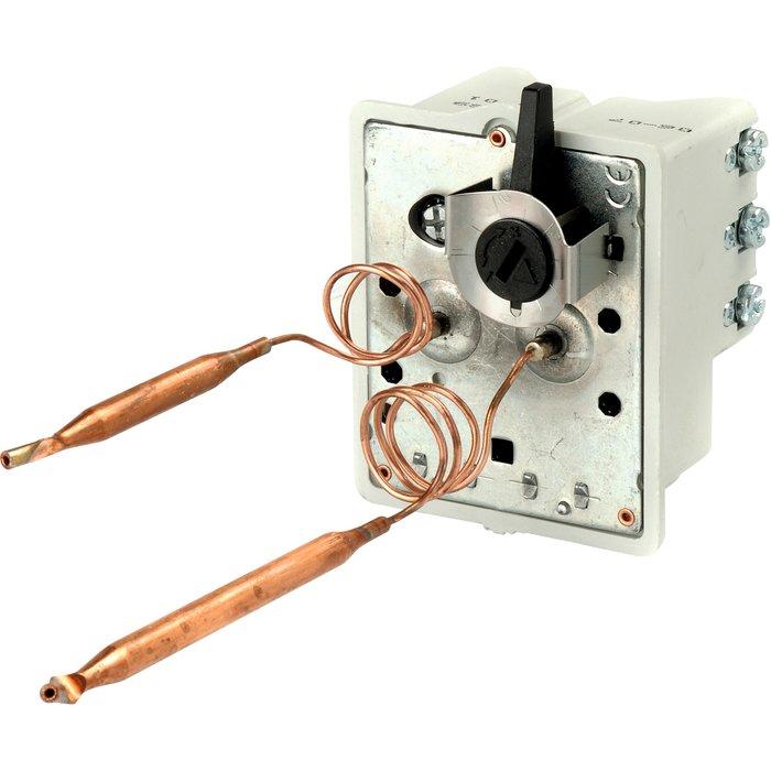Thermostat pour chauffe-eau tripolaire
