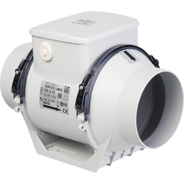 Extracteur centrifuge en conduit Lineo