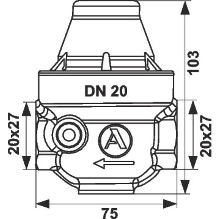 Réducteur de pression Isobar+ MG-2