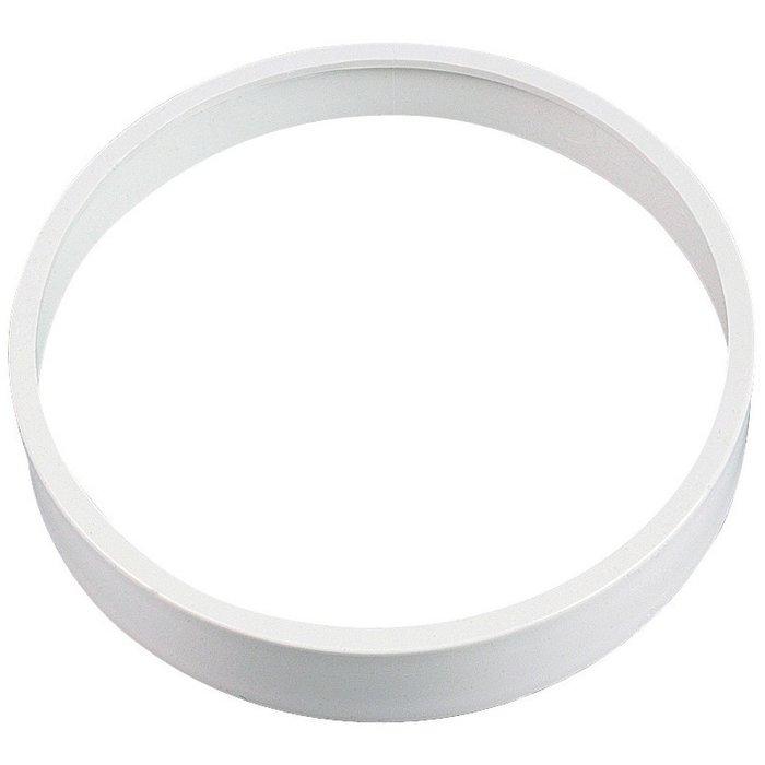 Bague de pipe WC courte à 90° - Mâle - Diamètre 100 mm