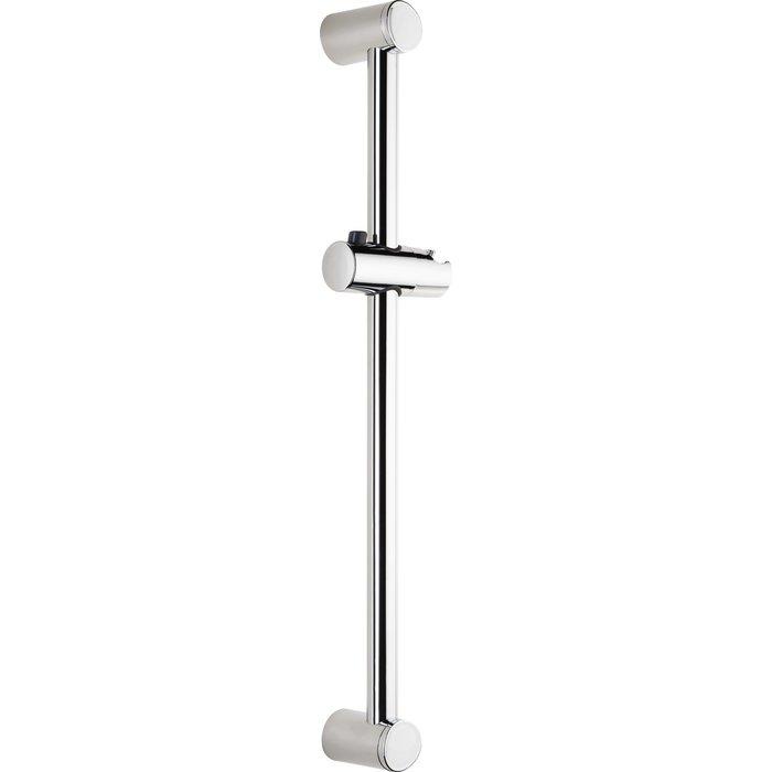 Barre de douche Odyssea - Diamètre tube 25 mm - Curseur à bouton-1