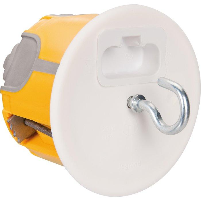 Boîte DCL Energy Batibox - Pour point de centre - Profondeur 50 mm-1