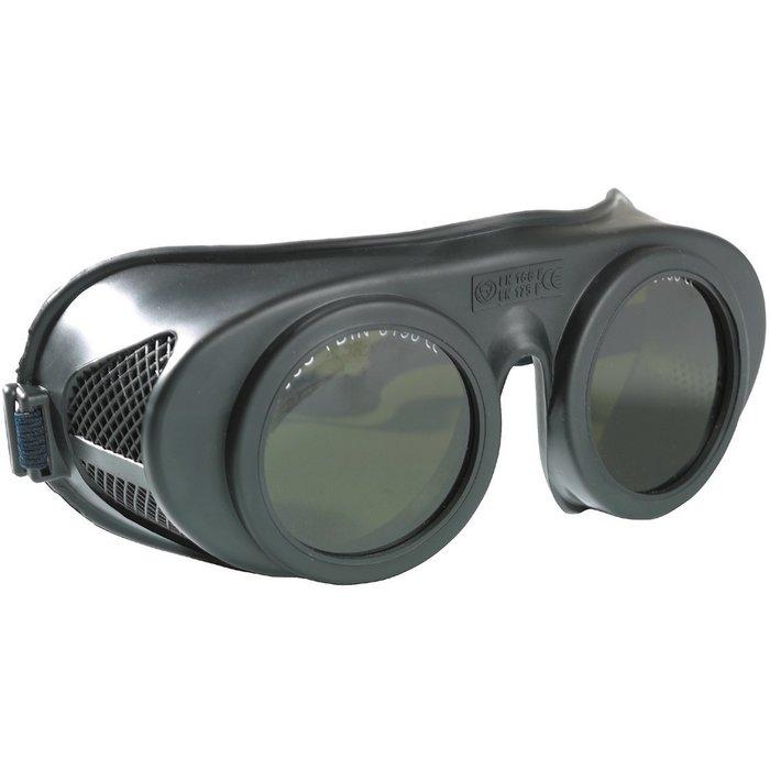 Lunettes de protection - Spécial soudure - Oculaires remplaçables-1