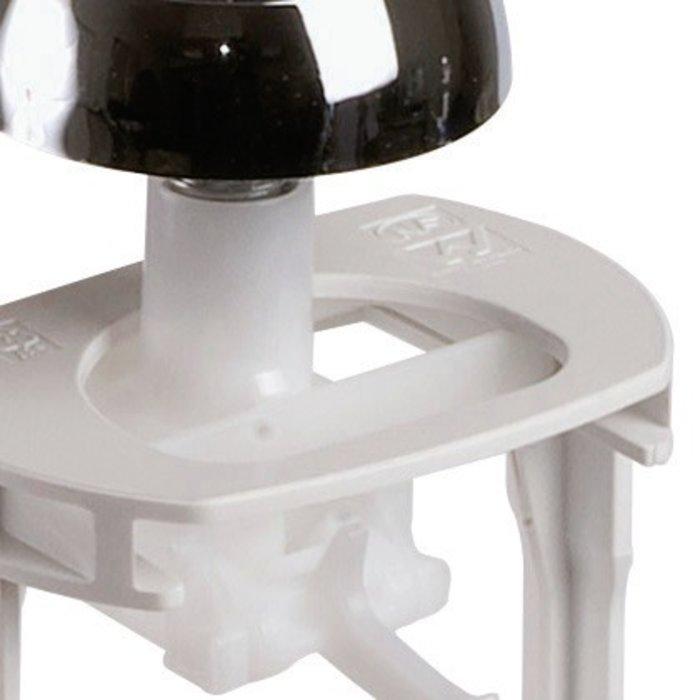 Kit mécanisme de WC 357 - Poussoir double débit-2